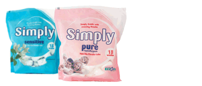 Simply Washing products