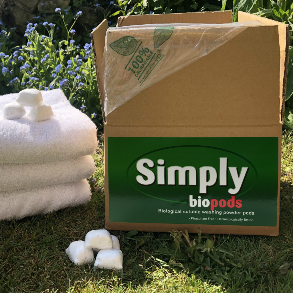 200 Simply biological powder-tabs Bulk Box