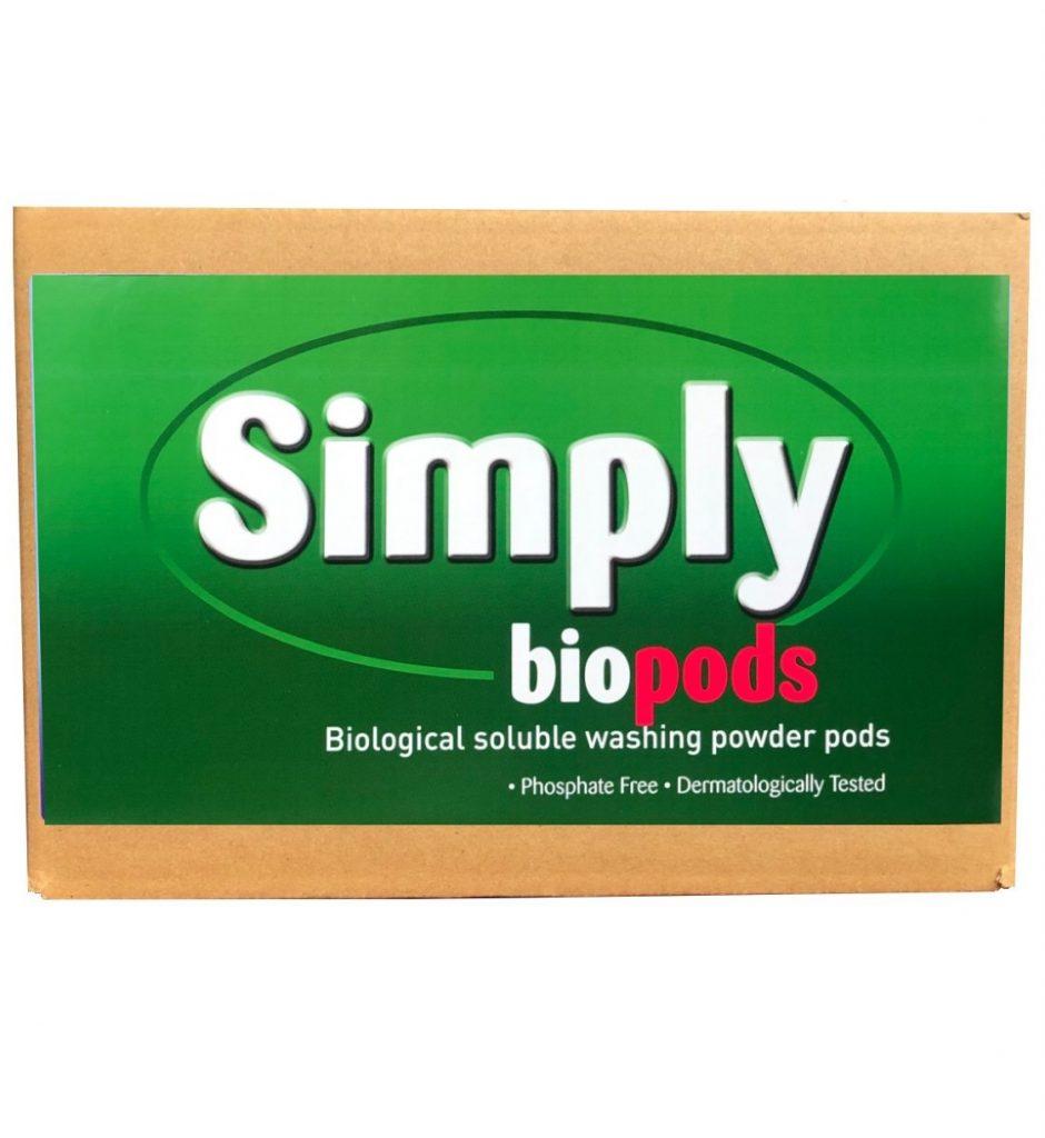 200 Simply biological powder-tabs Bulk Box